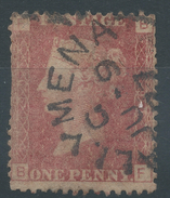 Lot N°35996   N°26, Oblitération à Déchiffrer, Planche 99 - Used Stamps
