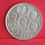 BELGIUM 500 FRANCS 1980 -   (Nº18057) - 1951-1993: Baudouin I