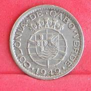 CAPE VERDE 50 CENTAVOS 1949 -    KM# 6 - (Nº18069) - Cap Vert