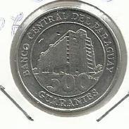 Paraguay_2007_500 Guaranies. - Paraguay