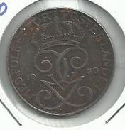 Suecia_1950_5 Ore. KM 812 (574) - Suecia
