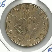 Hungria_2006_20 Forint - Hungría