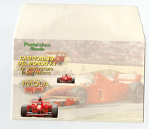 Busta Lettera Poste Italiane Campionato Mondo F 1 20 Premio San Marino Imola - Automobilismo - F1
