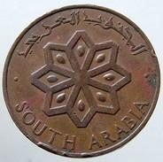 1964 - South Arabia -(Yemen) - 5 Fils - KM# 2 - Jemen