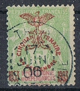 NOUVELLE-CALEDONIE N°71  Oblitération De Thio - Gebraucht