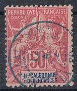 NOUVELLE-CALEDONIE N°51  Oblitération De La Foa - Gebraucht