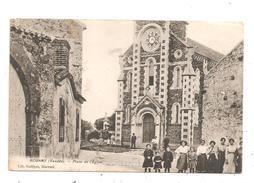 Rosnay-Place De L'Eglise-(B.8289) - Francia