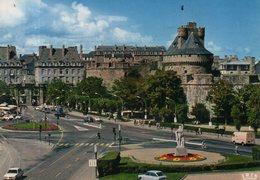 Saint Malo - Cite Corsaire - Le Château Et La Porte St.Vincent - 1975 - Saint Malo