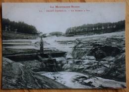 """31 : Saint Ferreol - Le Bassin à Sec (1934-1935) Montagne Noire - CPM Collection """"Le Canal Du Midi""""- Reproduction De CPA - Saint Ferreol"""