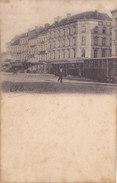 Namur - Place De La Gare (grand Hôtel De Flandre, Tram Tramway, 1902) - Namur