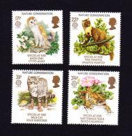 GREAT BRITAIN 1986, SCOTT # 1141-44,   MI # 1068-71,  SG # 1320-23,  EUROPA 86  MNH - Unused Stamps