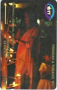 Trinidad & Tobago - Deepavali Festival Of Lights - 11CTTA - 1995, 60.000ex, Used