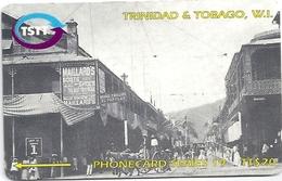 Trinidad & Tobago - Frederick Street - 249CTTA - 1998, 100.000ex, Used