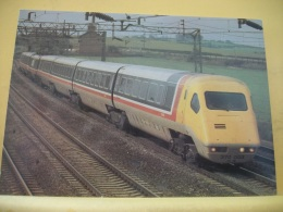 TRAIN 9462 - P223. APT 370 003 SOUTH OF POLESWORTH WHILST COMPLETING TRIAL RUNS BETWEEN STAFFORD AND RUGBY, JUNE 4, 1980 - Trenes