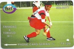 Trinidad & Tobago - Stacey Sui-Butt - 179CTTA - 1997, 148.000ex, Used