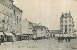 LE PUY LA RUE SAINT HAON - Le Puy En Velay