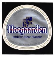 Hoegaarden Witbier - Brouwerij De Kluis - Beer