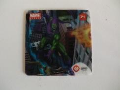 Duende Verde Marvel Galp Card Portugal Portuguese - Marvel Heroes