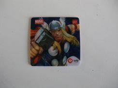 Thor Marvel Galp Card Portugal Portuguese - Marvel Heroes
