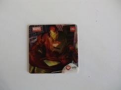 Homem De Ferro Marvel Galp Card Portugal Portuguese - Marvel Heroes