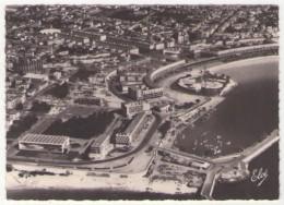 GF (17) 264, Royan, Chatagneau 10937 A, Vue Générale - Le Port Et à Gauche Le Palais Du Congrès - Royan