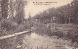 ST RAMBERT D'ALBON LAC DAUREL AU MOULIN (dil103) - France