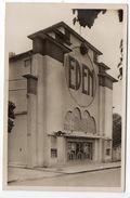 SAINT JEAN D'ANGELY---Le Cinéma EDEN  ,cpsm 14 X 9  N° 49  éd La Cigogne....édition Pas Très Courante - Saint-Jean-d'Angely