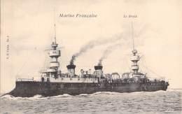 LE BRUIX / MARINE FRANCAISE - Guerre