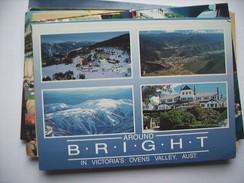 Australië Australia Victoria Ovens Valley Around Bright - Australië