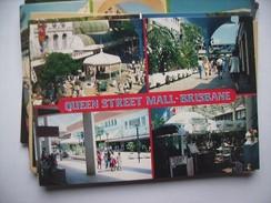 Australië Australia Queensland Brisbane Queen Street Mall - Brisbane