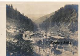 Foto Am Kopilas-Fuß, Lazarett-Einrichtung - Rumänien