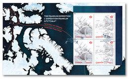 2015 Franklin Expedition: OFDC UR Corner Unit - 1952-.... Regno Di Elizabeth II