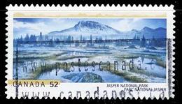 Canada (Scott No.2224 - Jasper National Park) (o) - 1952-.... Règne D'Elizabeth II