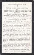 Annaise Debosschere (1900-1920) - Devotion Images