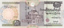 EGYPTE   20 Pounds   10/12/2003   Sign. 22  P. 65c   AUNC - Egipto