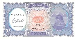 EGYPTE   10 Piastres   L. 1940   P. 191   UNC - Egypte
