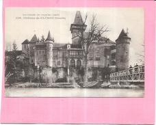 DEPT 25 - Une Vue De Face Du Chateau De CLERON - ENCH - - France