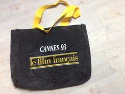 Sac : Festival De Cannes 93  - Le Fim Français (55 X 40 Cm) - Non Classés