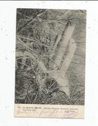 Cp , MILITARIA, Matériel , MORTIER Allemand Dissimulé Dans Un Sous Bois , Guerre 1914-15 , écrite 1916 - Soldatenfriedhöfen