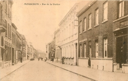 MOUSCRON RUE DE LA STATION - Mouscron - Moeskroen