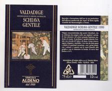 Valdadige Schiava Gentile - 1999 - Vinicola Aldeno (Trento) - (FDC4081) - Vino Rosato