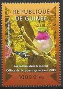 Guinea MNH - Amethyst Woodstar (Calliphlox Amethystina)