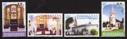 Bahamas 2003 Christmas Navidad - St. Matthew's Church, Nassau.MNH - Bahamas (1973-...)