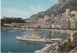 Principaute De Monaco, Vue Sur Le Port Et La Condamine, Unused Postcard [19936] - La Condamine