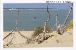 RONCE Les BAINS  - La Plage Et Le Pertuis De Maumusson -