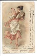 16506 - Belle Jeune Femme Envoyée En 1900 - Femmes