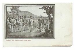 CANADA - JACQUES CARTIER - Séries Of Canadian History - CPA - Non Classés