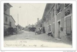 11447 -  Trélex La Poste Télégraphe - VD Vaud