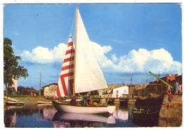 GF (17) 436, Saujon, Berjaud 3478, Le Petit Port De Ribéroux - Saujon