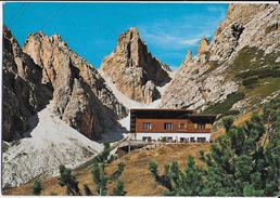 VENETO - CORTINA - RIFUGIO SON FORCA - EDIZ. GHEDINA - VIAGGIATA1976 - Alpinisme
